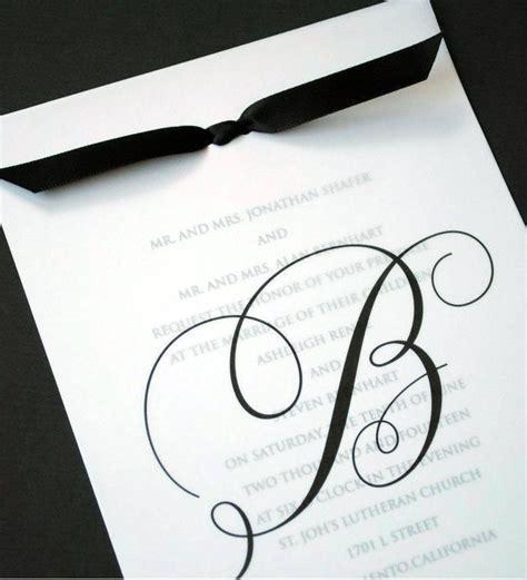 pressed floral printable wedding invitations kit 50ct vellum overlay with large initial monogram wedding