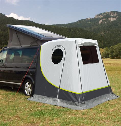 vw t5 awning tent reimo upgrade 2 tailgate tent vw t5 t6 tailgate tents