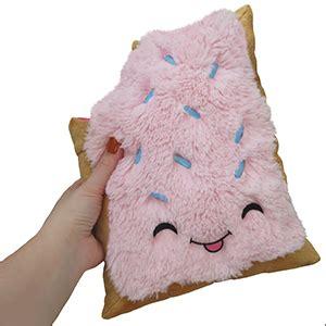 squishable comfort food toast mini comfort food toaster tart an adorable fuzzy plush to
