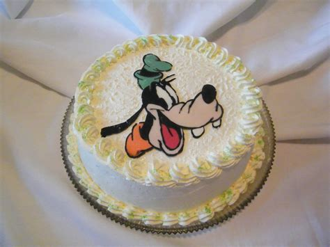 goofy cakes decoration ideas  birthday cakes