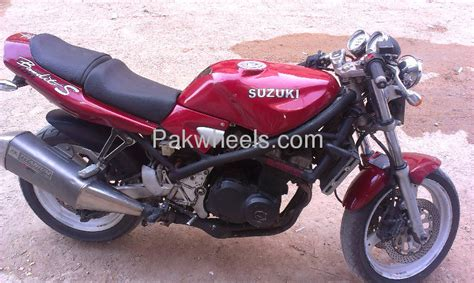 Suzuki Bandit 400 Vc Used Suzuki Bandit 400vc 1990 Bike For Sale In Karachi