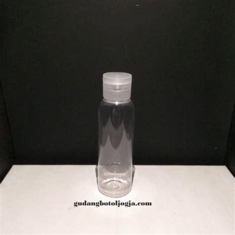 Botol 100ml Tutup botol 100 ml tutup fliptop distributor botol