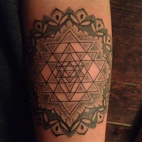 geometric tattoo artist near me female tattoo yogini sri yantra tattoo mandala tattoo