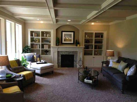 warm wall colors  living rooms decor ideas