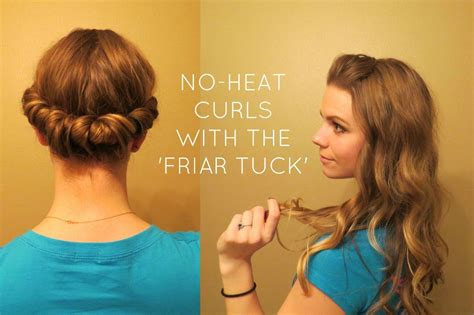 no heat curl for bob no heat curls youtube