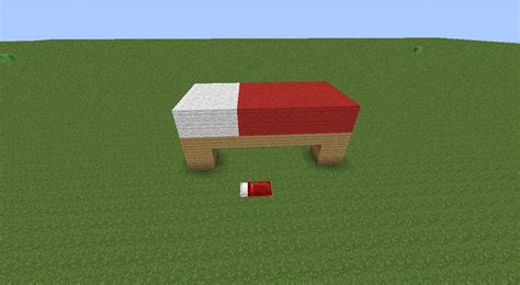 bed in minecraft bed minecraft build images