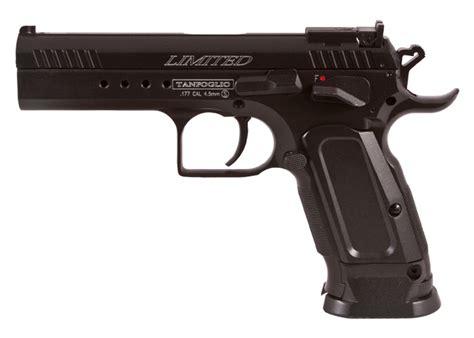 Handmade Pistols - tanfoglio limited custom bb pistol airgun depot