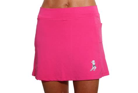 active gearup running skirts cerise athletic skirt