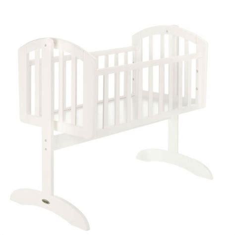 swinging crib white buy obaby sophie swinging crib white preciouslittleone