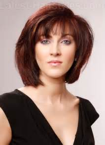 hairstyles for chin length for 5 and above daily she book 10 cute short chin length hairstyles 2013
