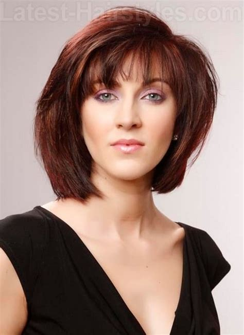 chin length hairstyles pictures daily she book 10 cute short chin length hairstyles 2013