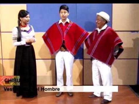 hombres ropa tipica de ecuador ecuador multicolor pueblo chibuleo 2 3 vestimenta