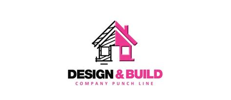 Cost To Build A House by 50 Creative Construction Logo Ideas For Inspiration Hative