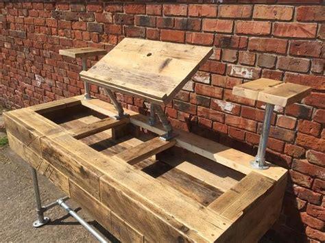 wooden dj table die 25 besten ideen zu dj pult auf dj pult