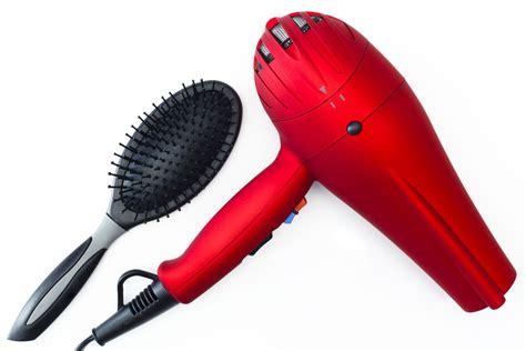 Hair Dryer Vs Flat Iron hair before flat ironing