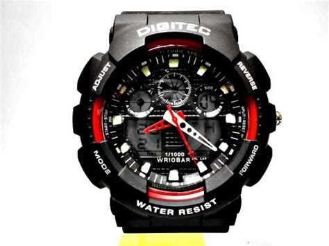 Jam Tangan Digitec Model Casio casio g shock kw jam digitec model g shock water