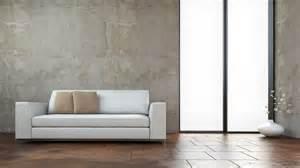 wandgestaltung wohnzimmer steinoptik wandgestaltung mit holz stein und beton style your castle