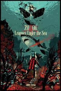 20 000 leagues the sea books 20 000 leagues the sea 411posters