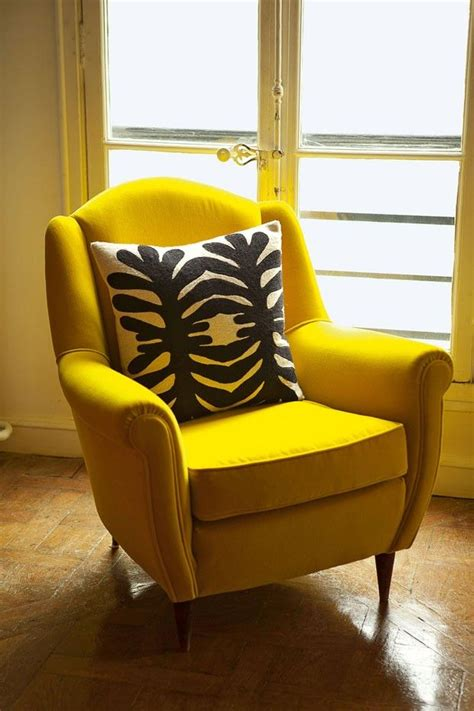 yellow armchair 25 best ideas about vintage yellow on pinterest telephone mustard yellow and