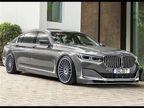 show tuning  alpina  xdrive bmw   lci