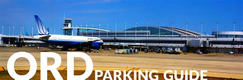 best parking chicago ord airport parking guide find cheap airport parking near