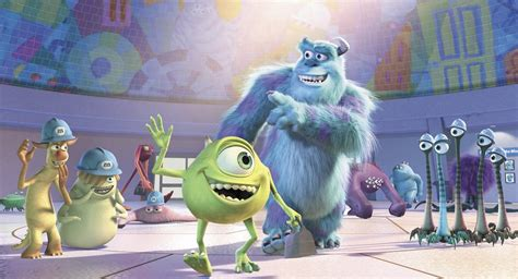 s inc of plymouth animation club monsters inc