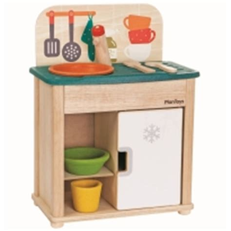 Wooden Toy Kitchen Amp Food Make Believe Toys