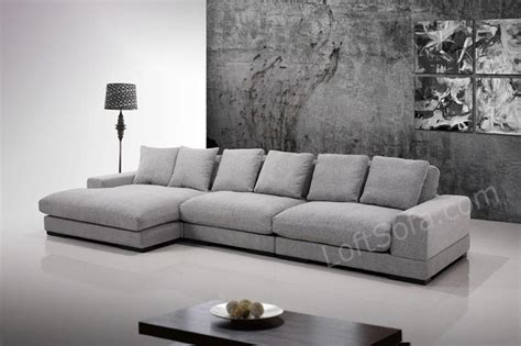 super comfy couch super comfortable grey sectional this large sofa is made