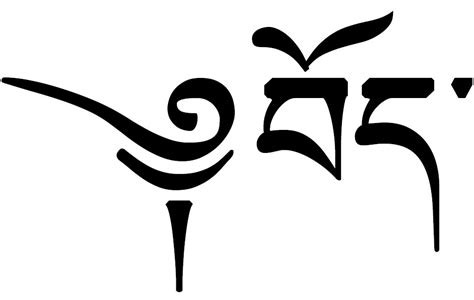 tibetan om tattoo designs tibetan
