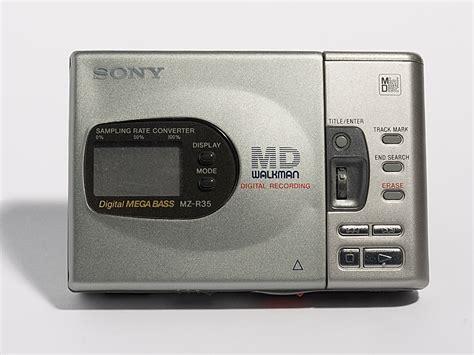 format audio minidisc sony mz r35 image 404835 audiofanzine