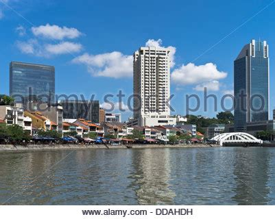 boat quay old photos dh boat quay singapore old new buildings waterfront