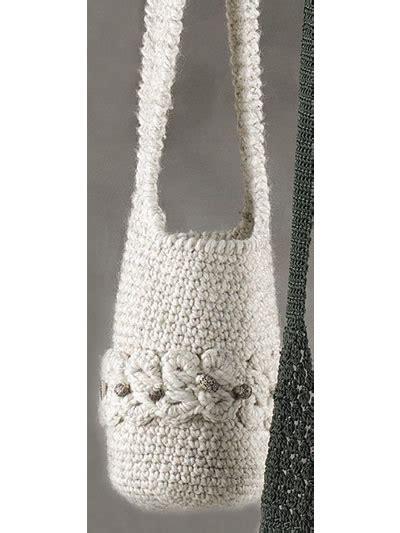 crochet lace bag pattern crochet purse patterns broomstick lace bag free
