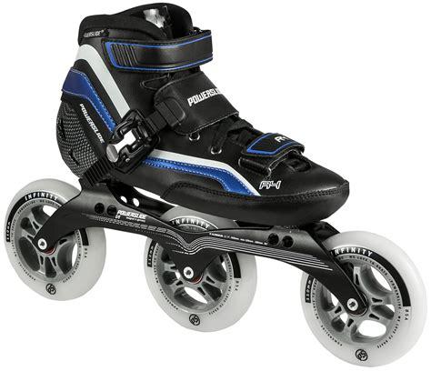 Inline Skate Power Aosite powerslide r4 racing inline skate powerslide