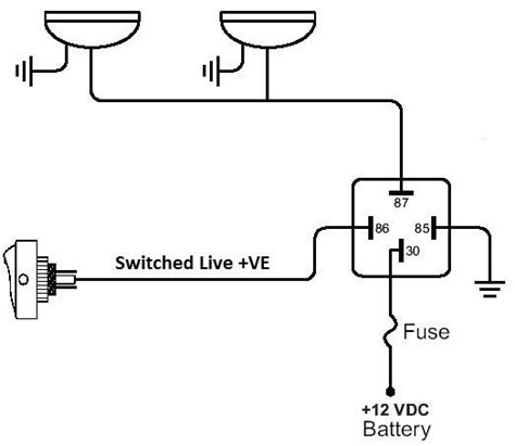electrical relay lossa engineering