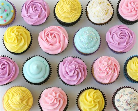 Ways To Decorate Cupcakes With Icing by Cupcake Basics How To Cupcakes Glorious Treats