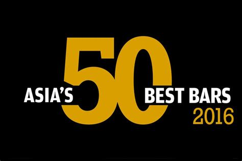 top 50 bars asia s 50 best bars 2016 cocktails bars