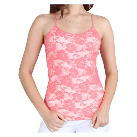 Adjustable Camisole Top s adjustable camisole seamless lace top spandex