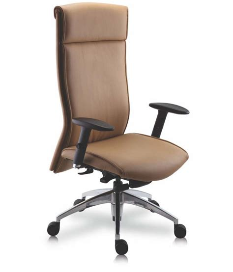 Define Chair by Wipro Define Executive Leather Chair High Back Buy