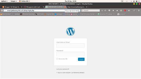 membuat phising gmail cara membuat phising wordpress b2 belajar bodoh