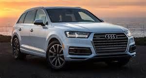 Audi Q7 Human Assembly Error Leads To 2017 Audi Q7 Recall