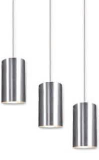 Metal Kitchen Furniture mid century modern pendant light modern cylinder lamp