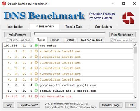 bench dns bench dns 28 images dns benchmark libellules ch five