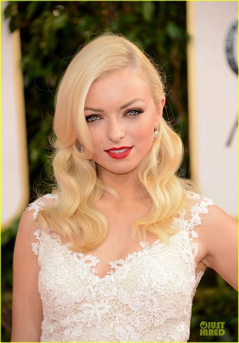 francesca eastwood golden globes francesca eastwood golden globes 2013 red carpet photo