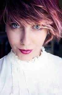 pink highlighted hair 50 30 short hair color styles short hairstyles 2016 2017
