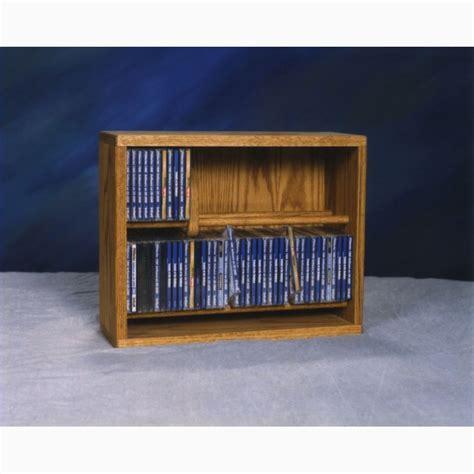 solid oak dowel cabinet for cd s