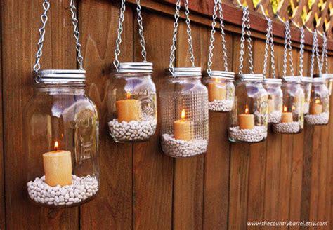 lanterne con candele barattoli di vetro e creativit 224 la figurina