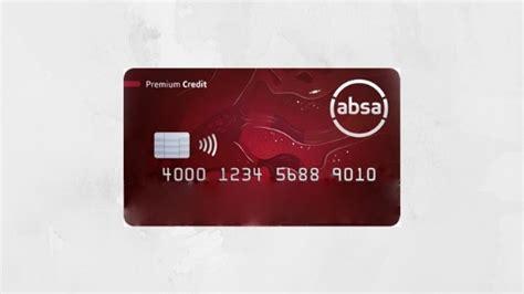 absa premium credit card   apply storyv travel