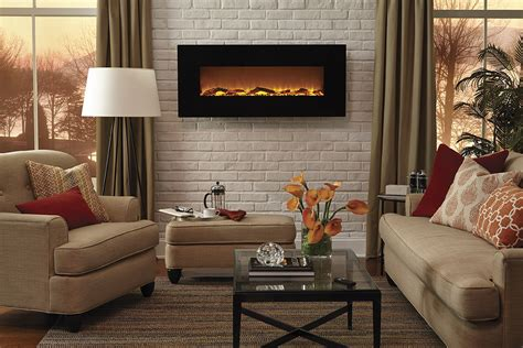 onyx electric fireplace onyx wall mounted electric fireplace in black