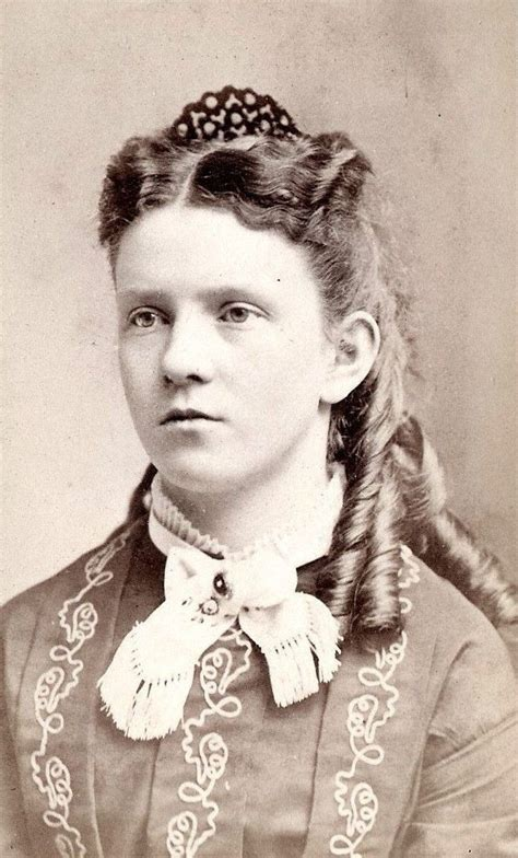 womens edwardian hairstyles an overview hair and 83 best images about 19th century hair on pinterest