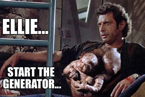 Jeff Goldblum Meme - jeff goldblum jurassic park meme www pixshark com